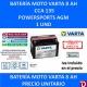 BATERIA MOTO 8 AH YTX9-BS YTX9-4