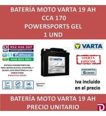 BATERIA  MOTO 19AH 519901017