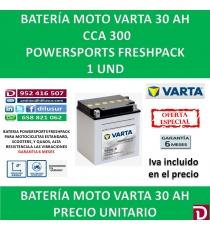 BATERIA MOTO 30 AH YB30L-B
