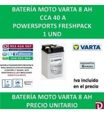 BATERIA MOTO 8 AH B49-6