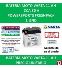 BATERIA MOTO 11 AH 6N11A-3A