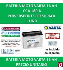 BATERIA MOTO 16 AH YB16AL-A2