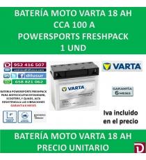 BATERIA MOTO 18 AH 51814