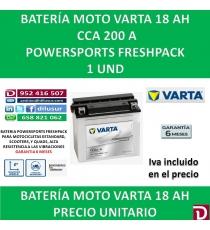 BATERIA MOTO 18 AH YB18L-A