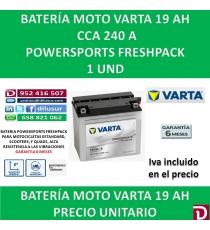 BATERIA MOTO 19 AH YB16L-B