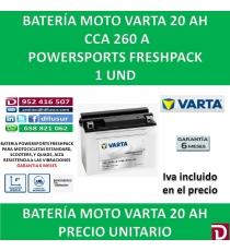 BATERIA MOTO 20 AH Y50-N18L-A