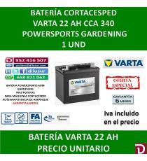 BATERIA 22 AH U1