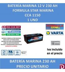 BATERIA FSTAR MARINA 230 AH