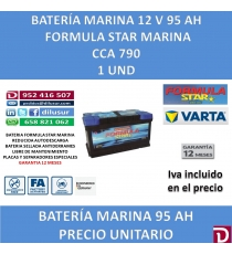 BATERIA FSTAR MARINA 95 AH