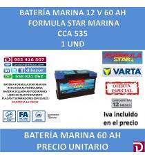 BATERIA FSTAR MARINA 60 AH