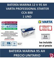 BATERIA MARINA VARTA 95 AH