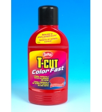 T-CUT COLOR FAST  ROJO 500 ML.