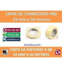 CINTA DE CARROCERO 24MM X 50 MTRS.