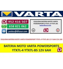 BATERIA YTX7L-4-YTX7L-BS