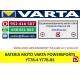BATERIA YT7B-4 YT7B-BS