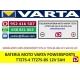 BATERIA  TT27S-4 TTZ7S-BS