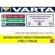 BATERIA YT9B-4 YT9B-BS