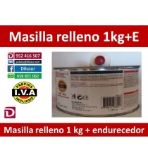 MASILLA  LIGHT D92 1 L + END