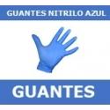 NITRILO AZUL