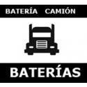 BATERIAS CAMION