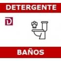 DETERGENTE BAÑOS