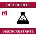 DETERGENTE DESINCRUSTANTE