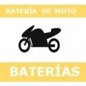 BATERIAS MOTO