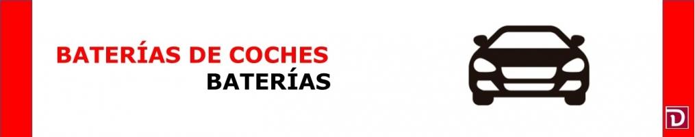 BATERIAS COCHE