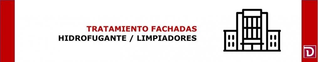 TRATAMIENTO DE FACHADAS