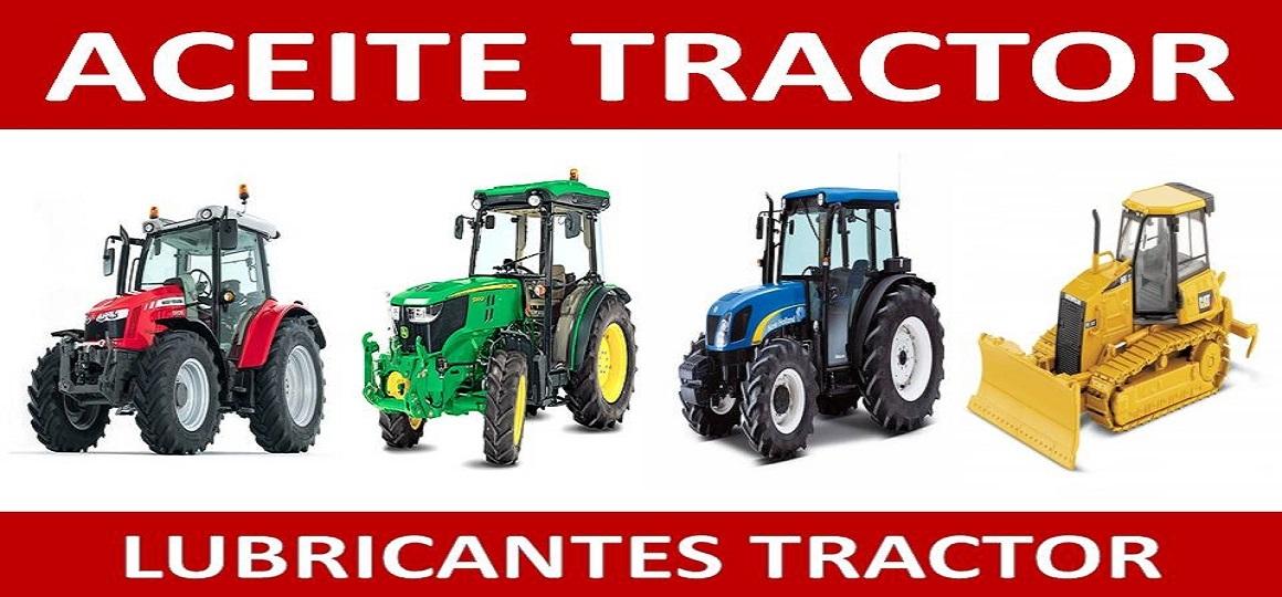 Banner Presentación lubricante aceite para tractor